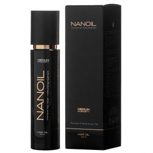 Beste Haaröl - Nanoil